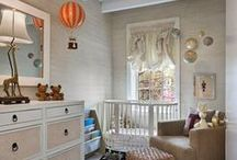 Gender Neutral Nurseries / Sharing nursery designs that inspire us.