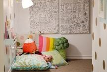 Inspirational Children's Rooms / Sharing kid's room designs that inspire us.