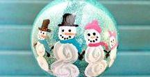 Holidays | Christmas ♥ / Christmas decorations, activities, and food!
