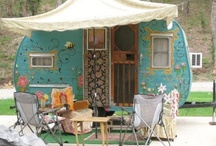 Inspired | Vintage Campers ♥
