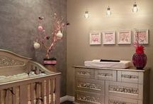 Nurseries For Baby Girls / PoshTots Designer Rooms: Nurseries For Baby Girls