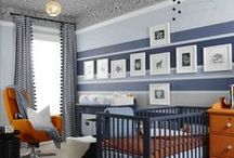 Nurseries for Baby Boys / PoshTots Designer Rooms: Nurseries for Baby Boys