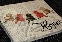 Craft Closet / by Ashley Kline