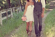 Happily Ever After / Wedding Ideas / by Ashley Kline