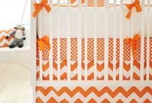Color Trend: Orange / Orange you glad to add some color to your room?