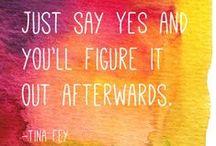 Quotes / by Divya Kumar
