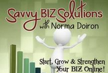 Let's Connect! Norma Doiron  / Helping small #Business Builders or new #Entrepreneurs looking to get established to work online. No more anxiety on how to use #Social Media outlets! Simple steps & systems to set up your #Blog, #Social Platforms & attaining #OnlineVisibility. For more information: http://NormaDoiron.NET / by Savvy BIZ Solutions w.NormaDoiron
