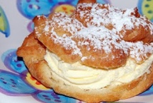 Cream Puffs & Whoopie Pies / by Janet Plank