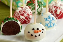 Cake Pops & More Pops / by Janet Plank