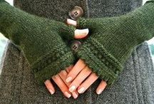 Knit / Knitting patterns and stitches. / by Megan Tischner