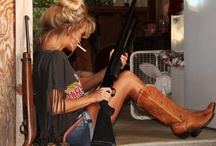 Country Girls Can Survive / by Ashley Kline