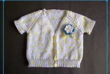 Baby Knit & Crochet / by Megan Tischner