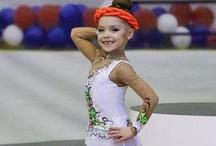 Esportes e danças do meu coração / Miscelânea, com ênfase em Ginástica Rítmica, Ballet, jazz, tango ;)