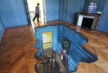 3-D and Sidewalk Art / by Janet Plank