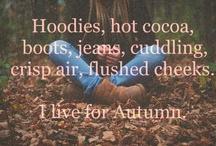 Happy Fall Y'all / by Ashley Kline