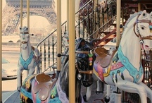 Carousels / by Janet Plank