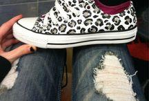 Kicks Boots Heels Flats / by Ashley Kline