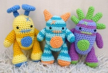 The Happy Hooker / Crocheting ideas and other fun things to do with yarn.... / by Moxie Carroll