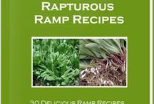 Ramp Recipes / The Best Ramp Recipes from the Heart of Western North Carolina & Beyond