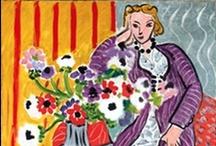 Henri Matisse / by Roxanna Urdaneta