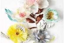 DIY | Flowers ♥
