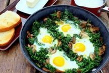 Breakfast & Brunch / LOVE breakfast foods!! Anytime!