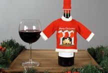 Wine Sweaters / Now you can combine your favorite tacky sweater with a matching wine sweater for a guaranteed laugh!   / by Skedouche LLC