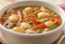 Soups & Stews & Chowders / LOVE soups, stews, chow-dah ??? share your fav, too! AND, follow me.. I love seeing your pins too! Seriously. Do it now. Right now :)
