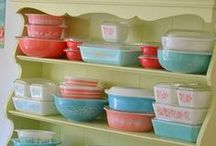 Vintage Kitchen Glassware Appliances / Thank you for following my boards. I am always looking for new boards and pins! SO, follow me.. I love seeing your pins too! Seriously. Do it now. comment to be added :)
