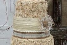 Wedding Cakes, Settings, decor Bridal / Thank you for following my boards. I am always looking for new boards and pins! SO, follow me.. I love seeing your pins too! Seriously. Do it now. Right now :)