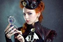 SteamPunk by Elle / Share your Pins!  Thank you for following my boards. I am always looking for new boards and pins! SO, follow me.. I love seeing your pins too! Seriously. Do it now. Right now :) / by Julie Bergeron