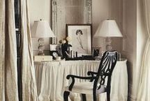 dressing table / by Hope Schmidt