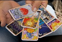 tarot deck referance