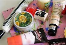 Blog FirmaKokarda/Rewieved Cosmetics & Whish List
