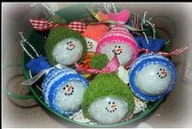 Christmas Crafts / by Janet Plank