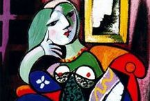 Pablo Picasso Art Community Board / All things Picasso / by Julie Bergeron