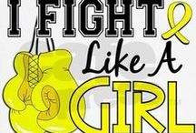 Fight Like a Girl: Living with Endometriosis / by Kayla Niekrasz