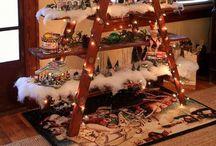 Holiday | Christmas Village ♥