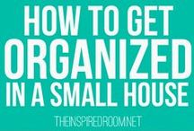 Home Organization Projects / by Amber Pavelka