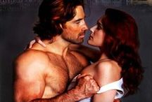 Deadly Alpha, Book 2 of the Alpha Council Chronicles / Marcus Botticelli has spent his life playing the role of the fun-loving playboy. Unfortunately that Vegas lifestyle came to an end for Marcus when his life was turned upside down by his sire. Now in a new city, a new home, he hopes to make a fresh start.   When southern belle, Christina Prescott, meets the charismatic Marcus, the nurse mends his broken heart. But as the passion burns between them, danger waits in the shadows…a danger that may just claim Marcus's heartmate. / by Brenda Sparks