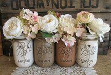 Mason Jars / by Michelle Corrigan