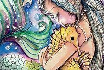 Inspired | Mermaids ♥