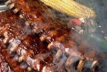Smoking~Bbq Sauces~Rubs / Smoking meat / by Michelle Corrigan