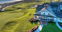 South Carolina Golf / Out here, it doesn't matter how long your drive is — just how far the moment takes you. Tee off along the Atlantic coastline or take a swing at one of Jack Nicklaus' challenging mountain courses. Discover South Carolina golf.
