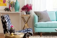 home is where the style is / by Alynn Skalicky