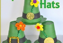 St. Patrick's Day / Crafts and recipes for St. Patrick's Day / by Trish - Mom On Timeout