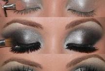 makeup / by Tania Palmili