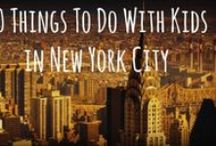 Kids Activities in NYC / Places to see and fun things to do with kids in the city.