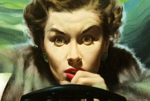 BOOKS Pulp Noir / Mystery, mayhem, molls, and murder / by Elyse Kutz