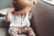 Trendsetting Tots / Little ones with swag and style  / by PiccoliNY